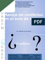 Manejo de Conflictos Completo