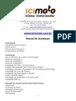 Manual Kit Bic i Moto