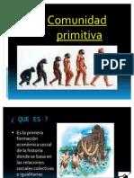 Comunidad-primitiva