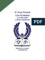 Wynn Westcott Los Numeros