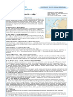Blocos Econômicos II - União Européia