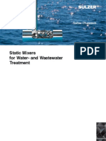 SULZER Water Mixer