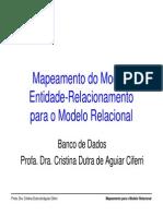 Mat05_MapeamentoEntidadeRelacionamentoparaRelacional