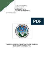 Manual de Hongos Pleurotus 1
