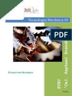 Apostila Tecnologia Mecânica III