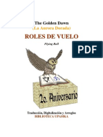 Golden Dawn Roles de Vuelo