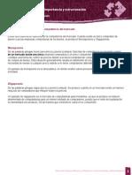 Clasificación Adicional en La Competencia Del Mercado