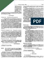 RD 150-1996 Disposiciones Minimas SyS de Trabajadores en Las Industrias Extractivas Por Sondeos