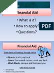 financial aid spr14