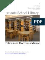 School Media Center Handbook