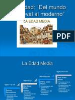 Resurgimiento Monarquias Edad Media