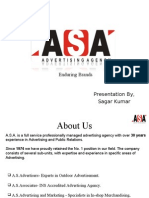 ASA Advertising Pvt. Ltd (Raipur)