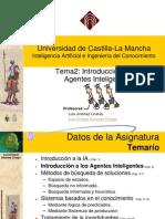 IA - Tema 2A - Agentes Inteligentes v1.2