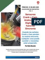 Sincronizacion de Sensores Crank y Cam Con Osciloscopio