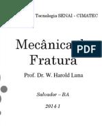 AULA 08- Mecânica Da Fratura 2014.1