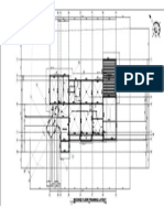 2nd Floor Framing PLan
