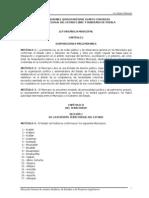 Ley Organica Municipal Mzo