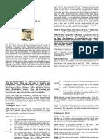 U-Boat Movements - 1939 to 1945