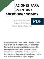 Coloraciones Para Pigmentos y Microorganismos 2