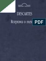 Descartes Rene Rozprawa o Metodzie