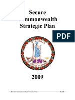 Secure Commonwealth Strategic Plan