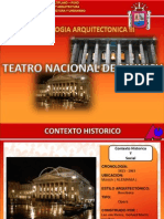 Tecnologi Arquitectonica III