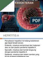 Hepatitis and Universal Precaution