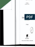 Calculo de Estructuras de Cimentacion