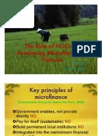 Microfinance in Vietnam