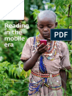 Reading in the Mobile Era - UNESCO