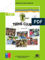 Teens Club Profesor