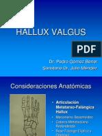 HALLUX+VALGUS+-+GB.ppt