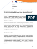 Unidad III.estadísticaDescriptiva.2013.ISIC