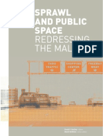 Sprawl and Public Space, Redressing the Mall