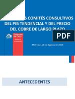 Resultados Comités Consultivos PPTO