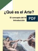 1.- Arte (Introducción)