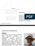 06 Ordenacion QuickSort
