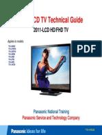 Panasonic LCD TV Technical Guide 2011