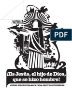 MatPJ_Cristologia_02ESJESUSELHIJODIOSQUESEHIZOHOMBRE