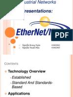 EtherNetIP Presentation