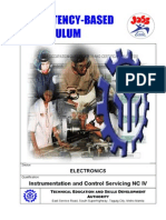 Instrumentation and Control Servicing NC IV TESDA