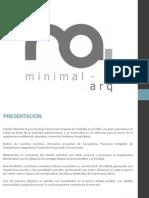 Presentación Minimal-Arq Actualizado