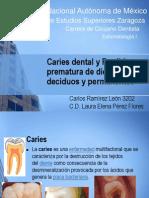 Caries Dental y Perdida Prematura de Dientes