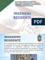Ing Residente