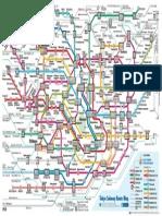 Tokyo Subway Routemap_en