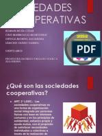 SOCIEDADES COOPERATIVAS exponer
