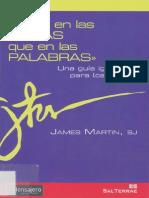 Mas enlabras. Una guia ignaciana para (casi) todo - James Martin, SJ.pdf