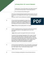 Funda Answers & Rationale-001test
