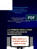 4 Declaracion de Ingredientes