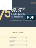 75 Cust Service Stats
